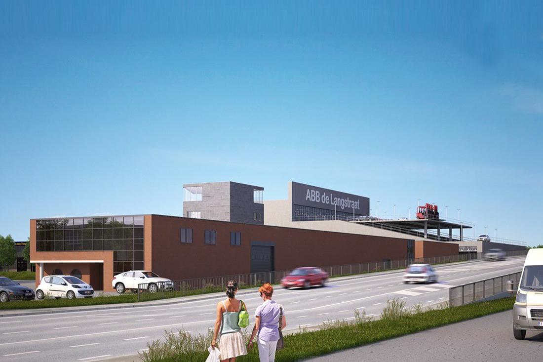 Nieuw bedrijfscomplex Ravels - Kraal architecten - Architect - 01