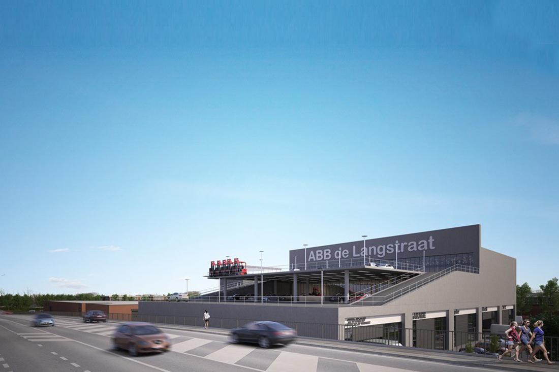 Nieuw bedrijfscomplex Ravels - Kraal architecten - Architect - 02