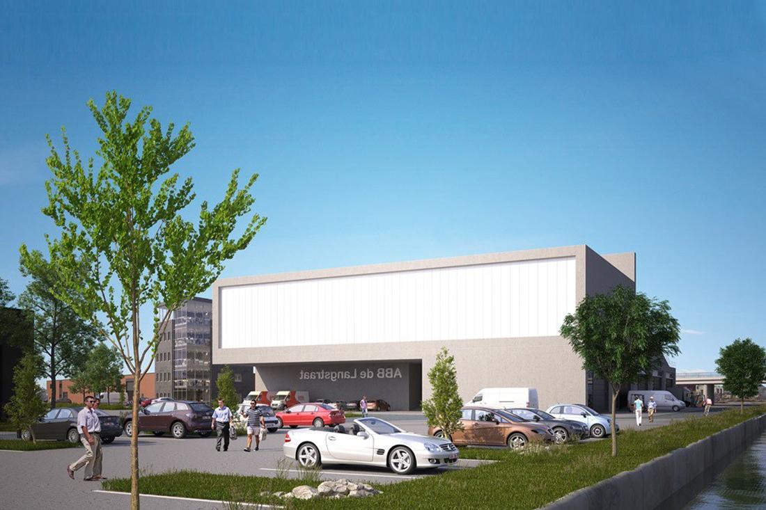 Nieuw bedrijfscomplex Ravels - Kraal architecten - Architect - 03