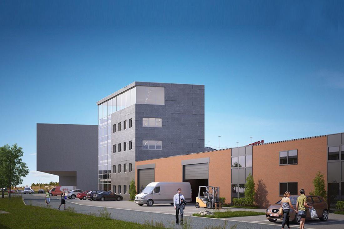 Nieuw bedrijfscomplex Ravels - Kraal architecten - Architect - 04