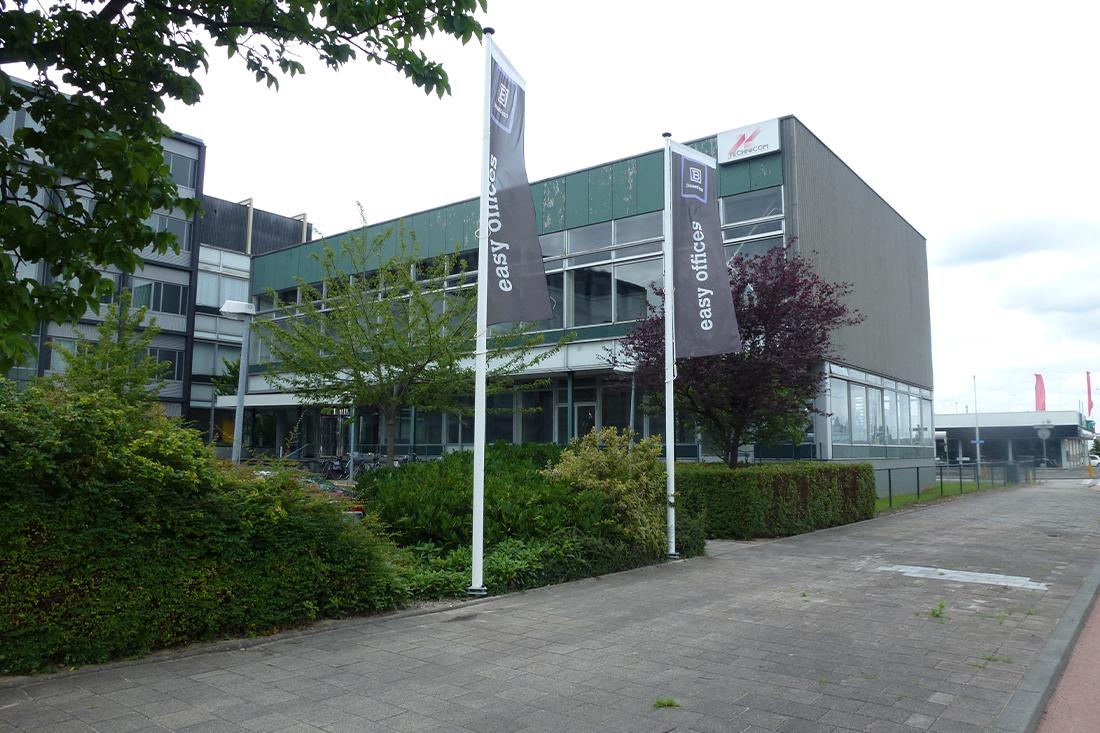 Renovatie kantoorgebouw Hoogvliet Rotterdam - Kraal Architecten 01