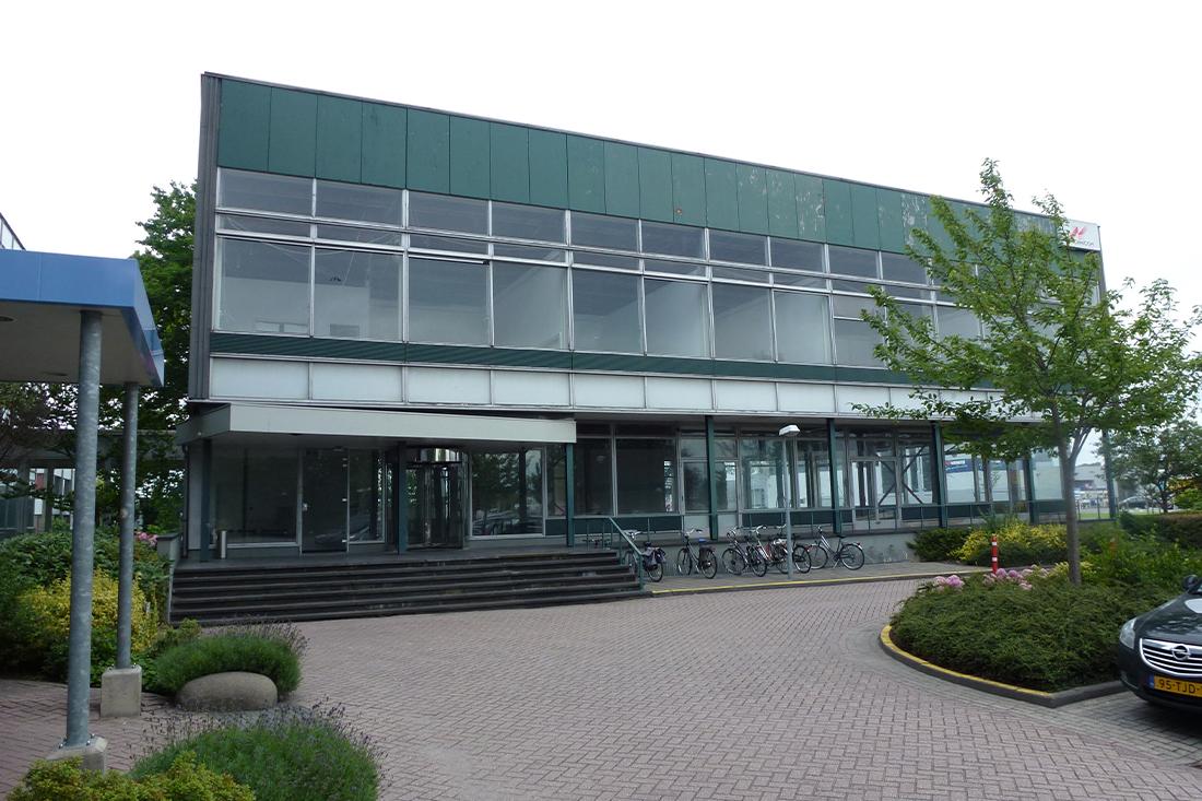 Renovatie kantoorgebouw Hoogvliet Rotterdam - Kraal Architecten 02