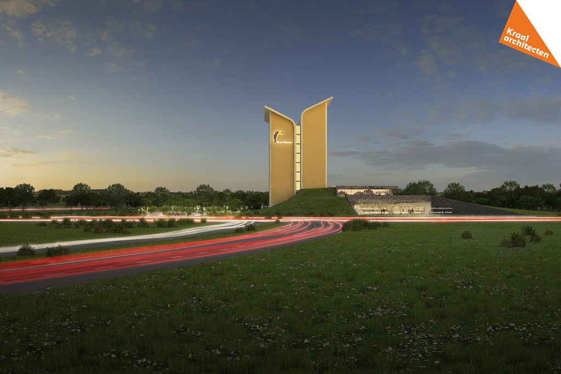 Van der Valk Hotel Wierden - Kraal architecten -Architect - 01