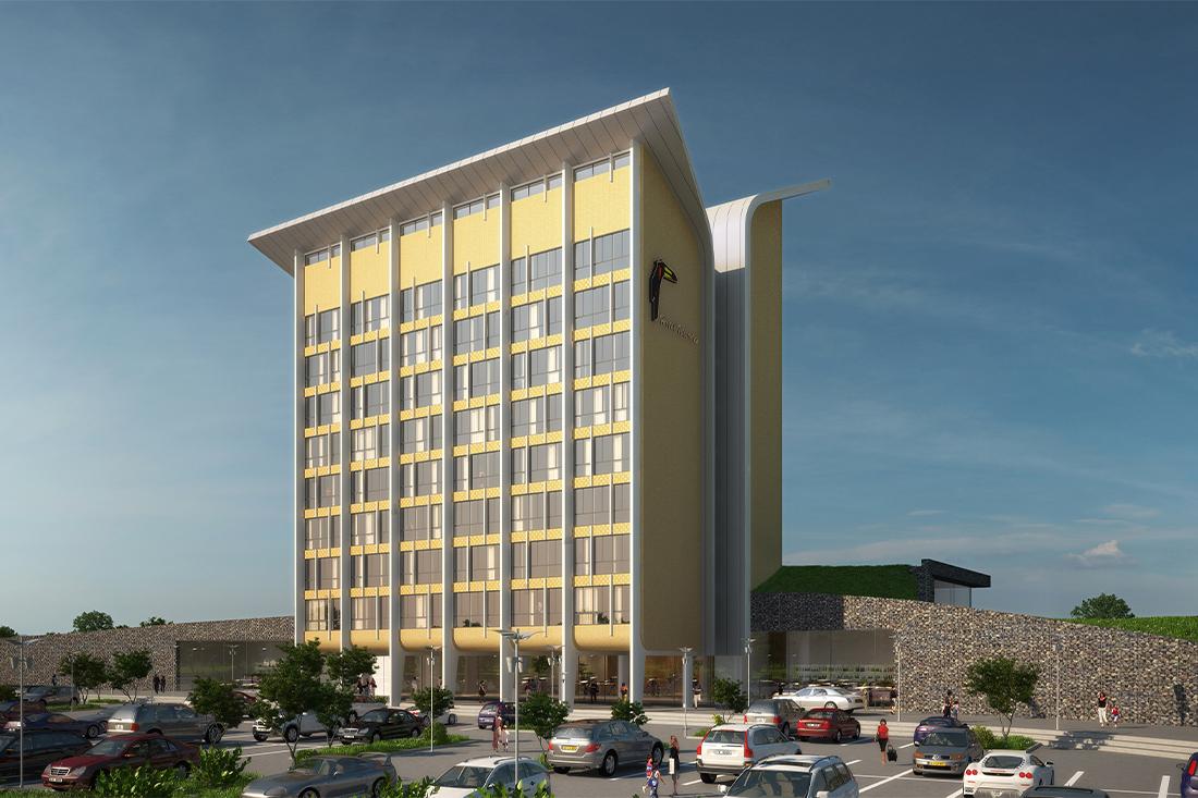 Van der Valk Hotel Wierden - Kraal architecten -Architect - 03
