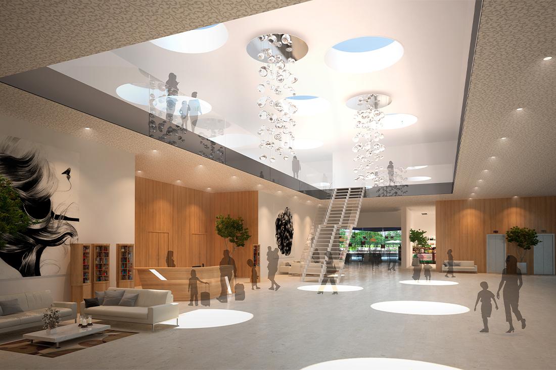 Van der Valk Hotel Wierden - Kraal architecten -Architect - 04