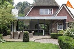 Architect Bilthoven Rietgedekte Villa