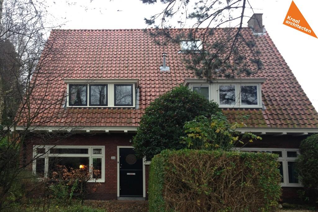 Bouwproces - Kraal architecten - Uitbreiding Bilthoven 01