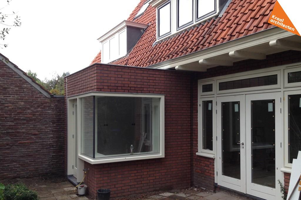 Bouwproces - Kraal architecten - Uitbreiding Bilthoven 010