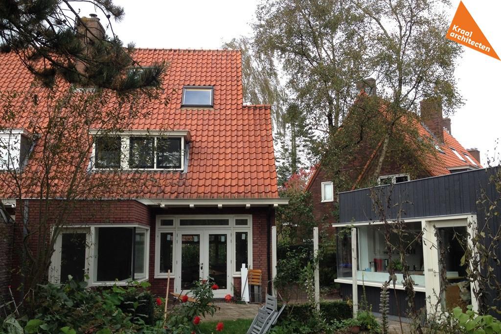 Bouwproces - Kraal architecten - Uitbreiding Bilthoven 011