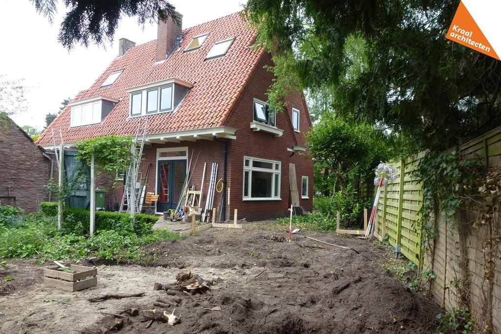 Bouwproces - Kraal architecten - Uitbreiding Bilthoven 04