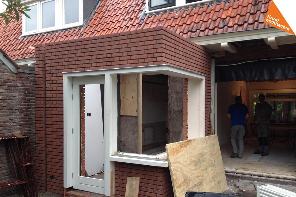 Bouwproces - Kraal architecten - Uitbreiding Bilthoven 09