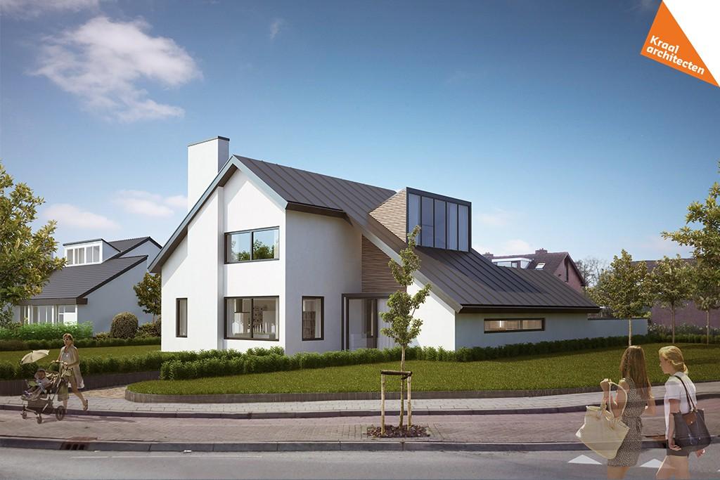 Facelift villa Woudenberg - Kraal architecten - DEF_01