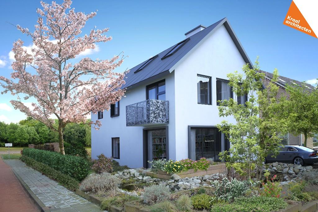 Facelift woning Woudenberg - Kraal architecten - DEF_01