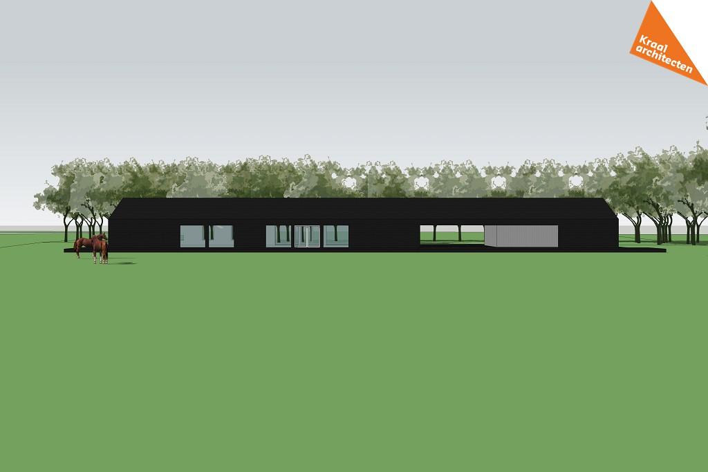 Projectinfo - Nieuwbouw Raalte - Kraal architecten 01