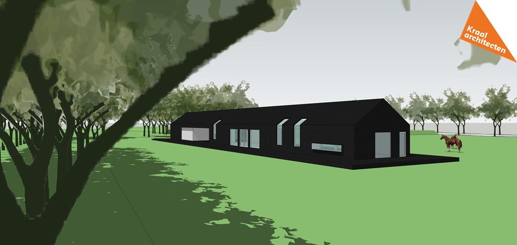 Projectinfo - Nieuwbouw Raalte - Kraal architecten 02