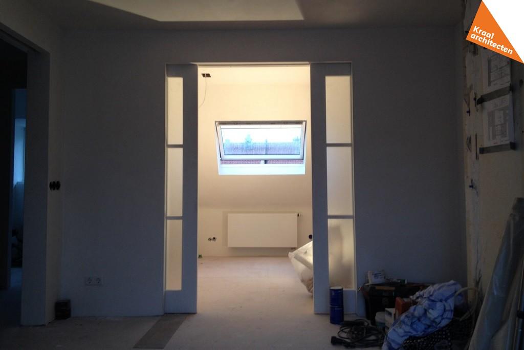 Bouwproces - Interieur verbouwing Voorburg - Kraal architecten Zolder - 06