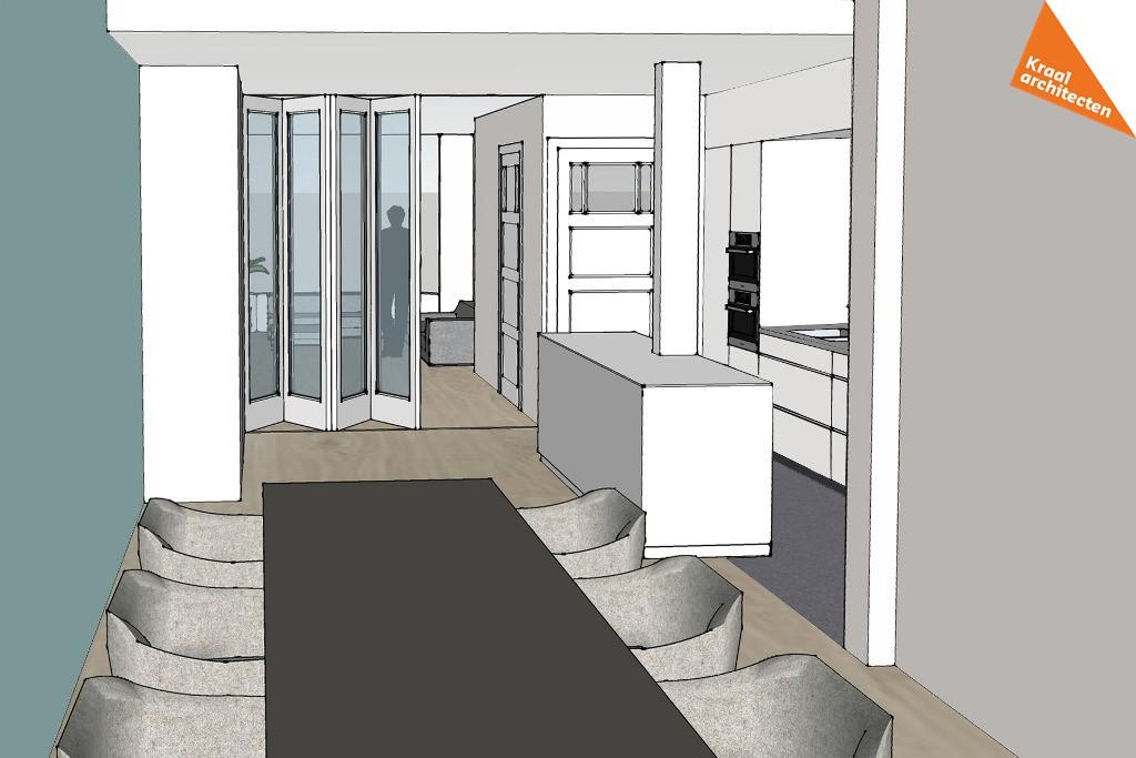 Bouwproces - Uitbreiding woning -Dichterswijk-Zeist-Kraal-architecten-01