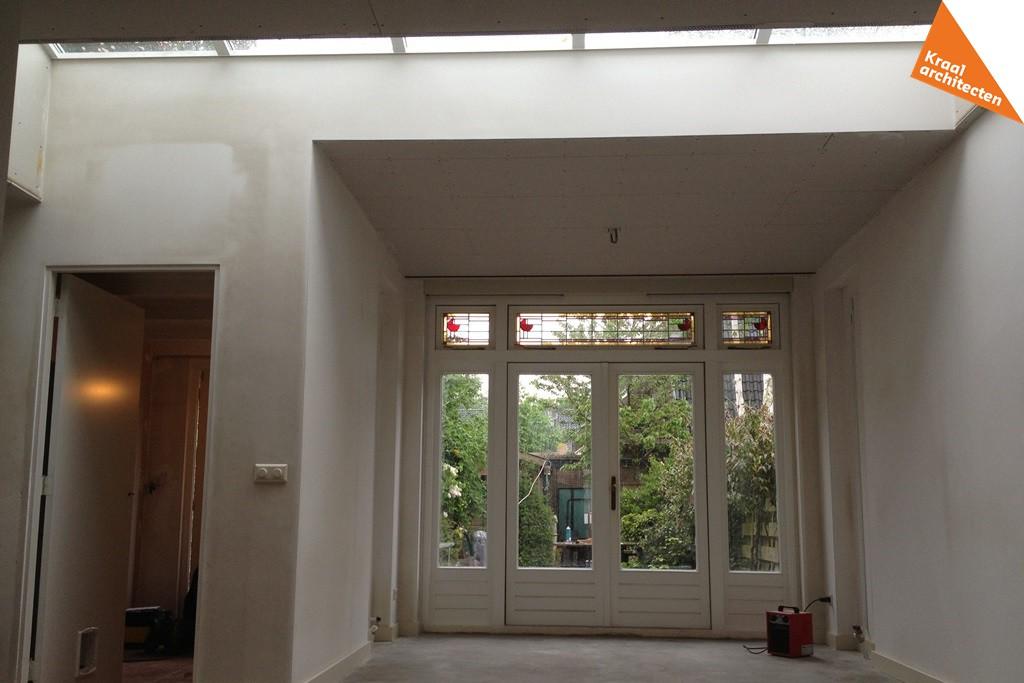 Bouwproces - Uitbreiding woning -Dichterswijk-Zeist-Kraal-architecten-010