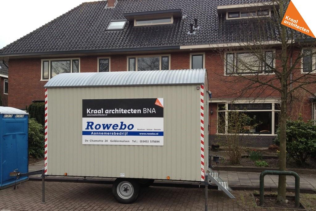 Bouwproces - Uitbreiding woning -Dichterswijk-Zeist-Kraal-architecten-02