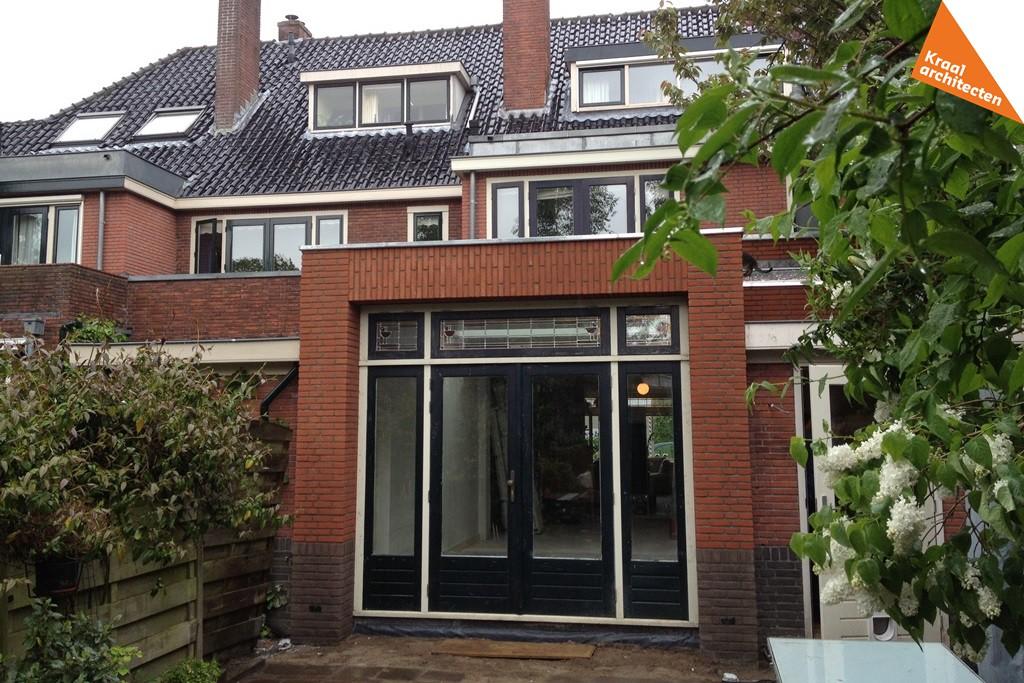 Bouwproces - Uitbreiding woning -Dichterswijk-Zeist-Kraal-architecten-09