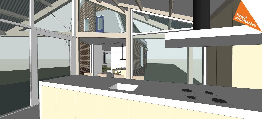 Bouwproces - Uitbreiding-woning-Nijenheim-Zeist-Kraal-architecten-BNA-01