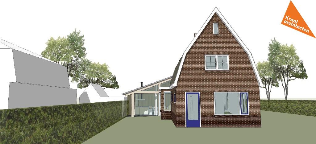 Bouwproces - Uitbreiding-woning-Nijenheim-Zeist-Kraal-architecten-BNA-03