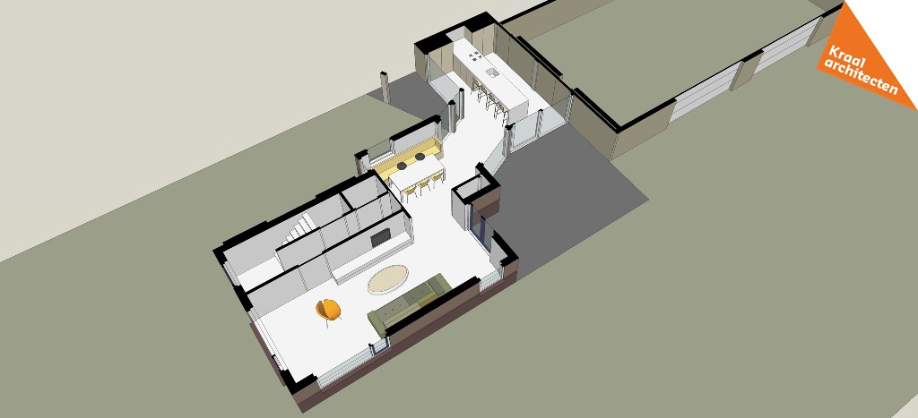 Bouwproces - Uitbreiding-woning-Nijenheim-Zeist-Kraal-architecten-BNA-04