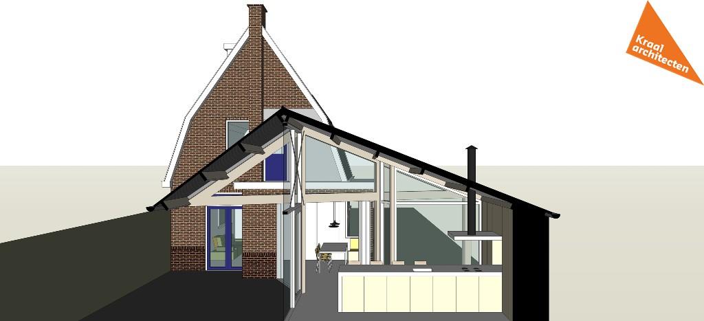 Bouwproces - Uitbreiding-woning-Nijenheim-Zeist-Kraal-architecten-BNA-05