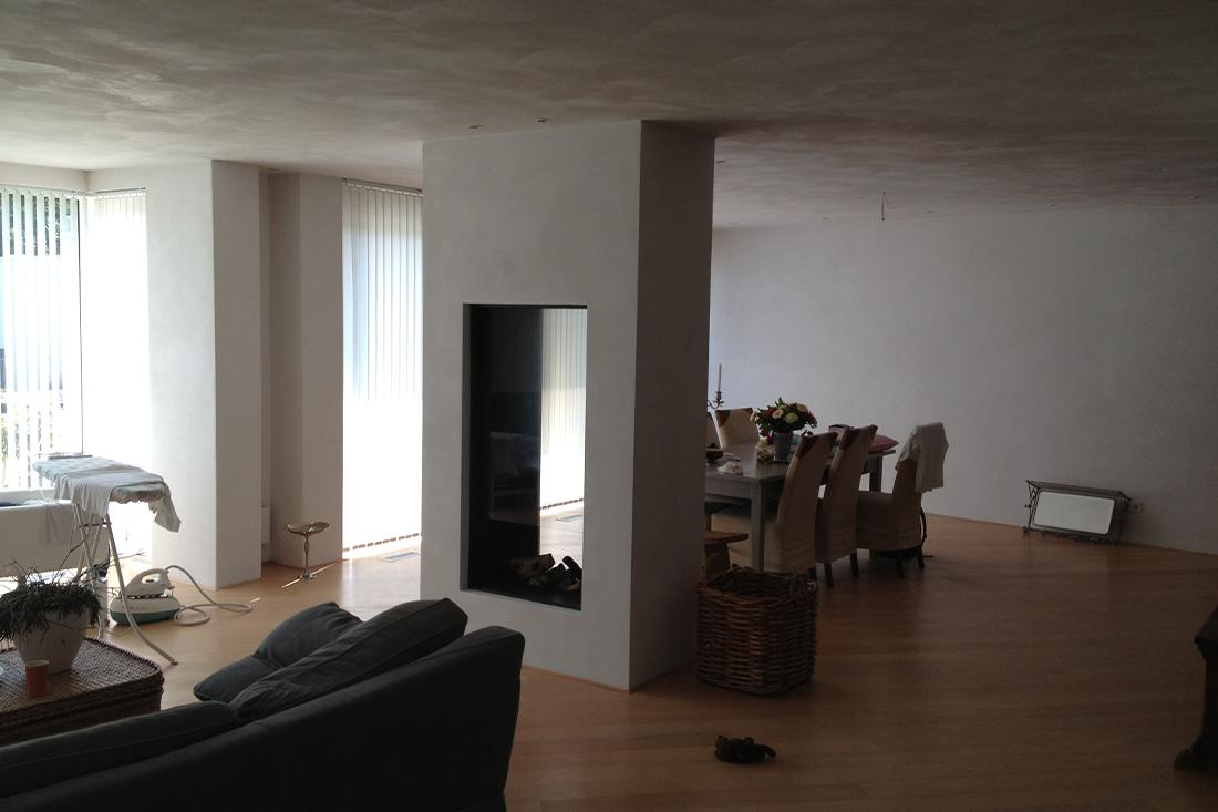 Bouwproces - Verbouwing villa Udenhout - Kraal architecten BNA Vernouwen - 01