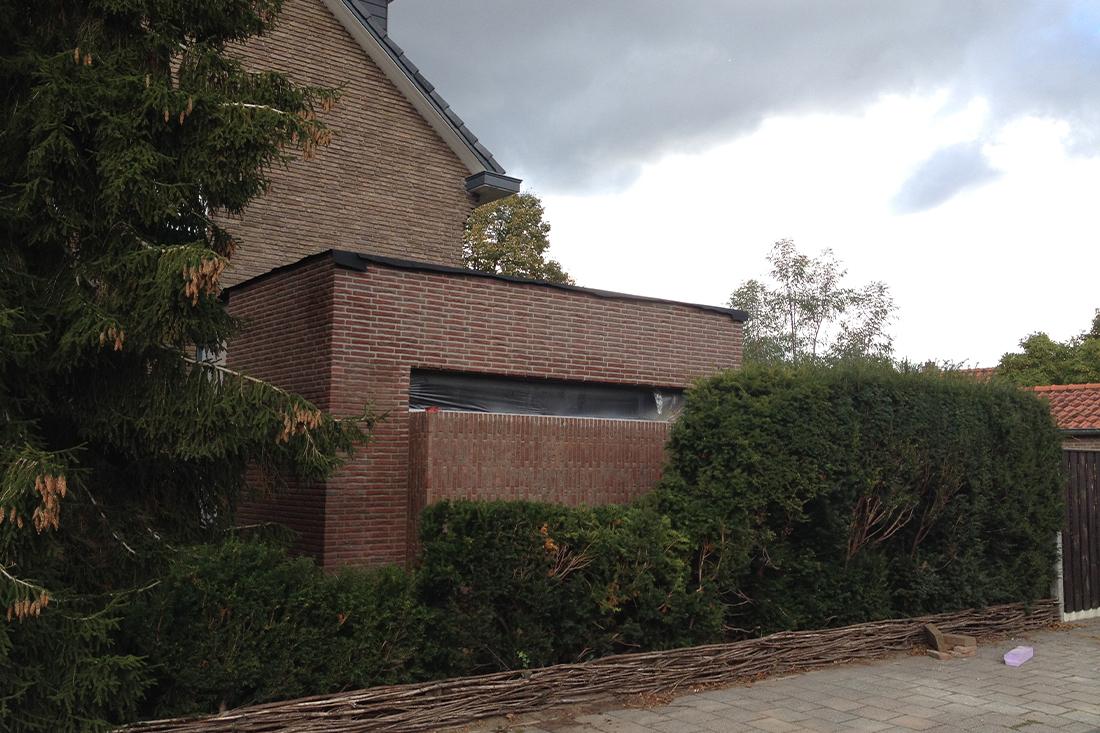 Bouwproces-uitbreiding-hoekwoning-amersfoort- Kraal architecten Amersfoort - 010
