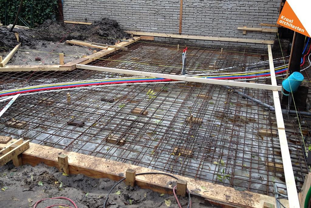 Uitbreiding & renovatie woning Nijenheim Zeist - Kraal architecten - UV_04