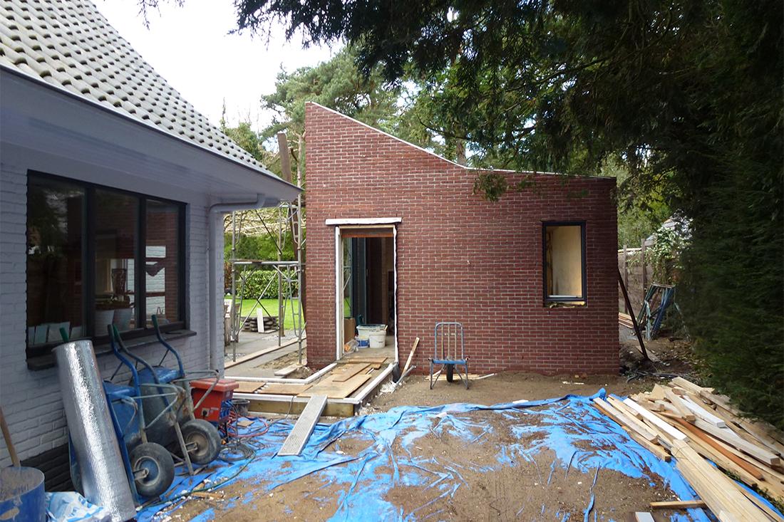 Bouwproces Kraal Architecten Uitbreiding villa Kerckebosch Zeist 03