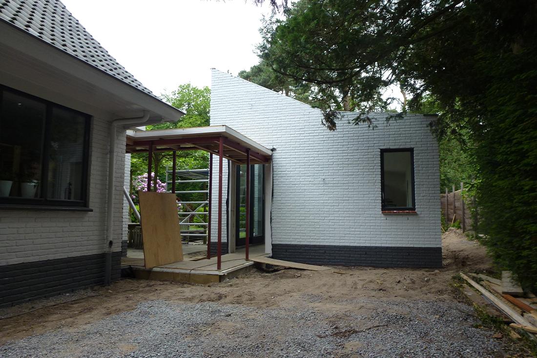 Bouwproces Kraal Architecten Uitbreiding villa Kerckebosch Zeist 04