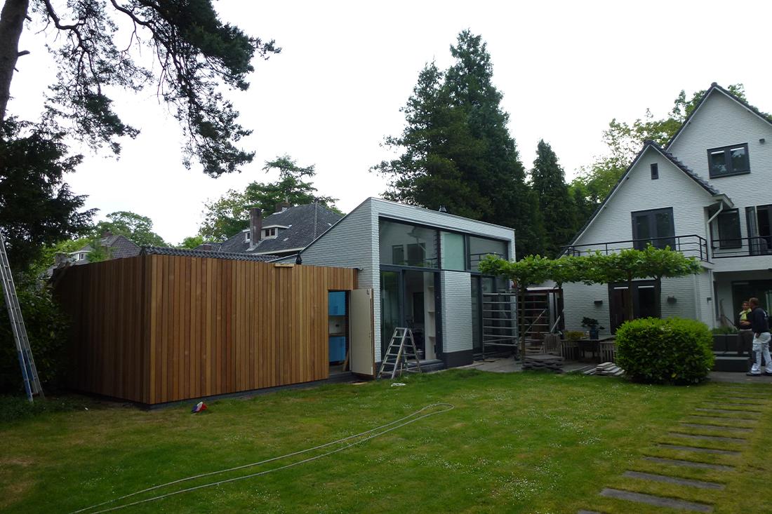 Bouwproces Kraal Architecten Uitbreiding villa Kerckebosch Zeist 05