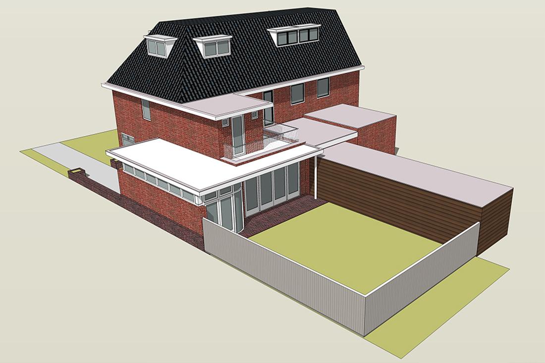 Uitbreiding Griffensteijn Zeist - Kraal architecten - DO-02