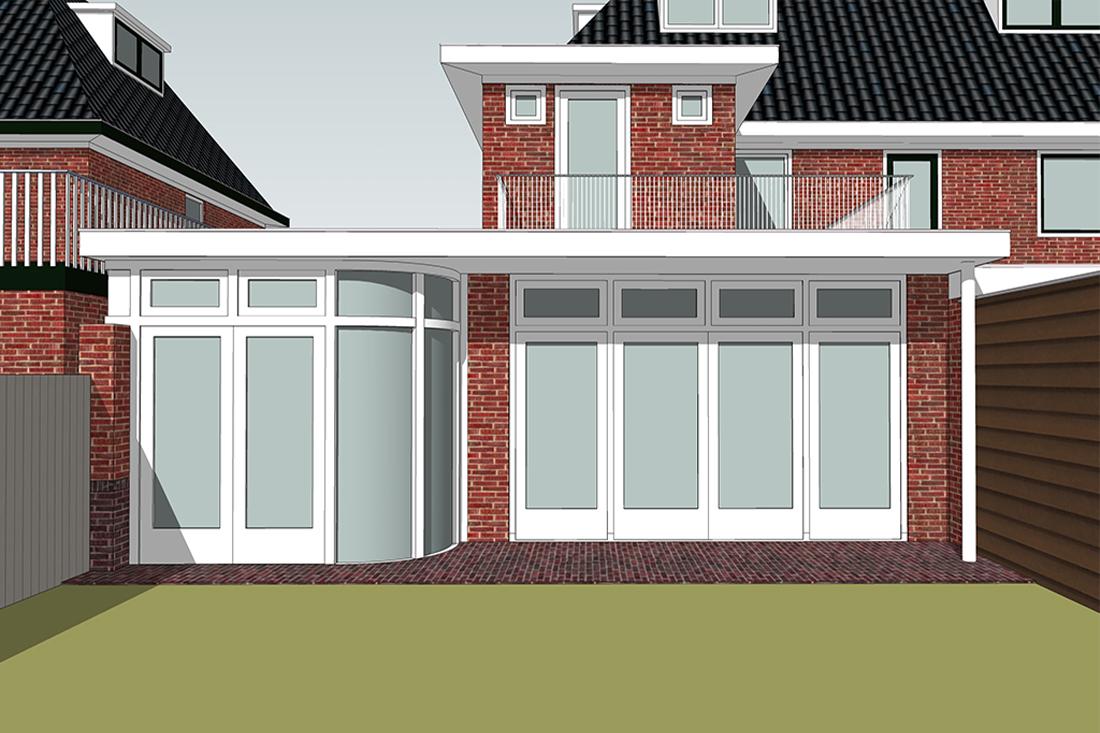 Uitbreiding Griffensteijn Zeist - Kraal architecten - DO-03