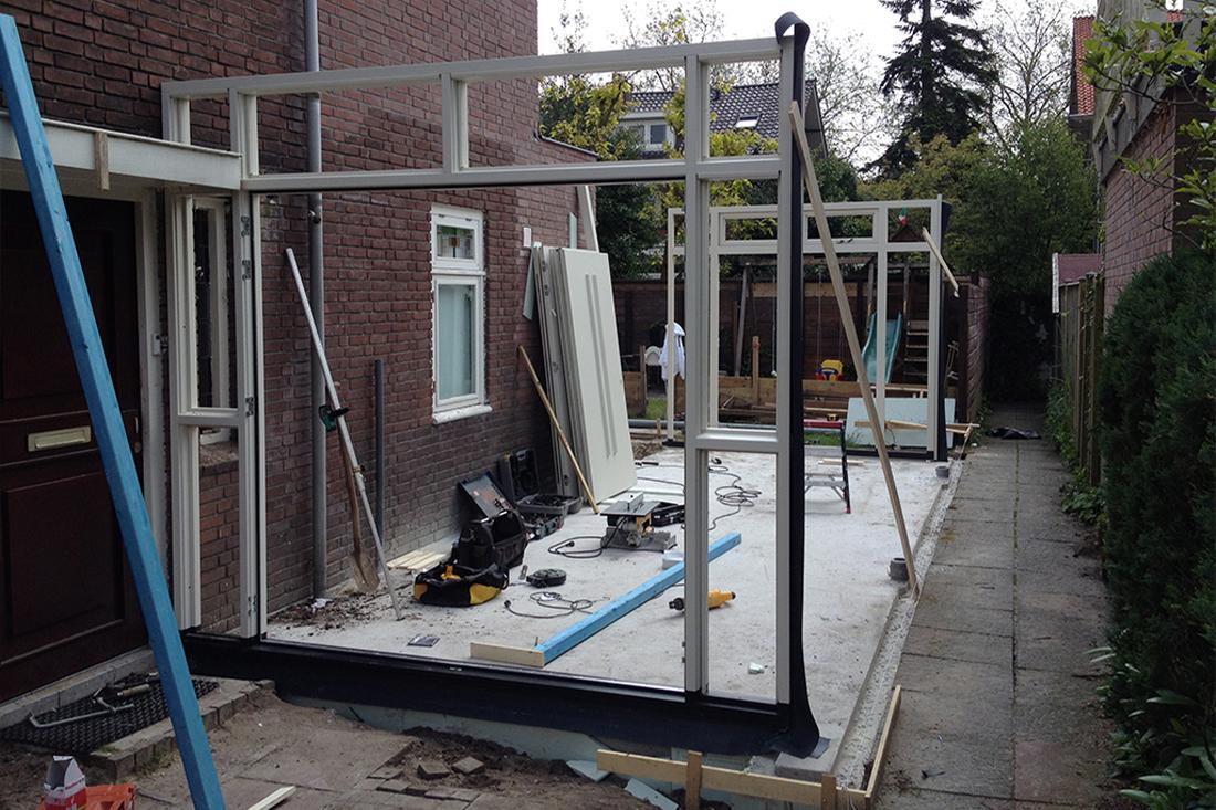 Uitbreiding Griffensteijn Zeist - Kraal architecten - UV-03