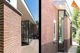 Architect Bussum aanbouw