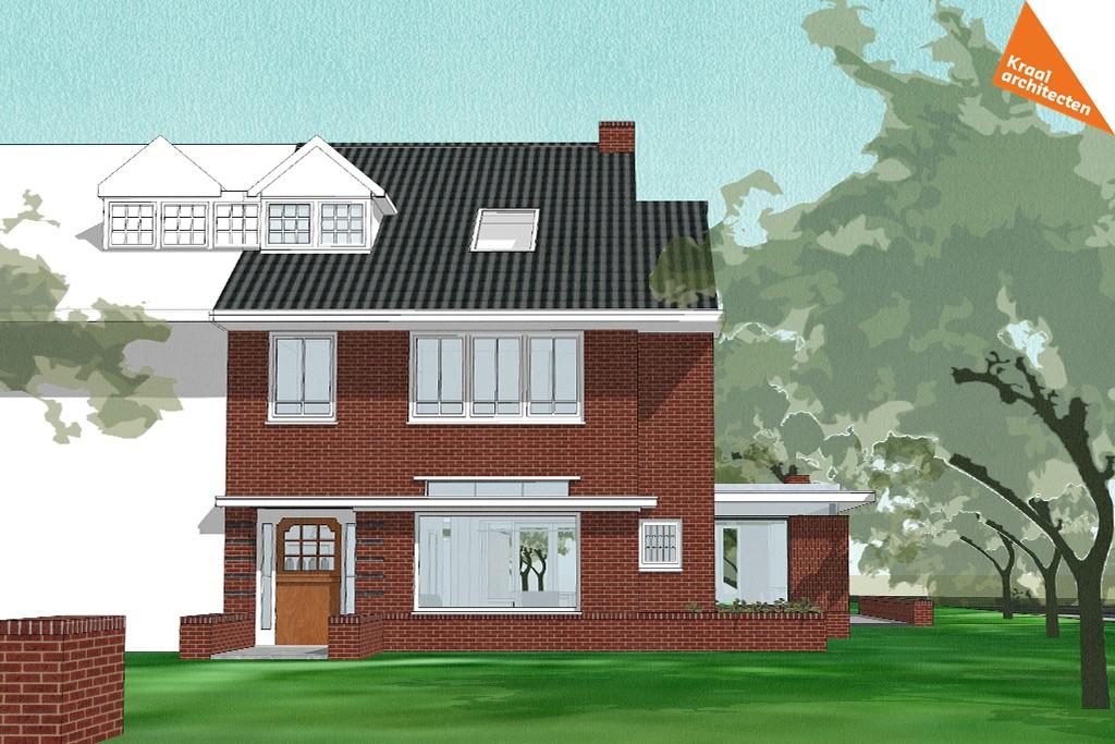 Uitbreiding & verbouwing Driebergen - Kraal architecten BV - DO_01