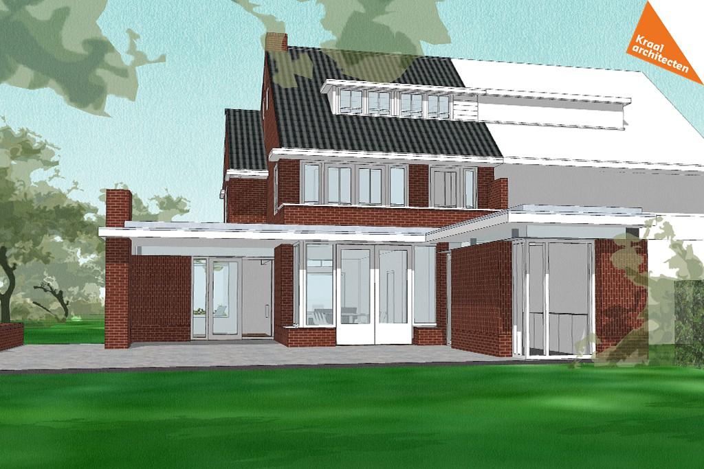 Uitbreiding & verbouwing Driebergen - Kraal architecten BV - DO_02