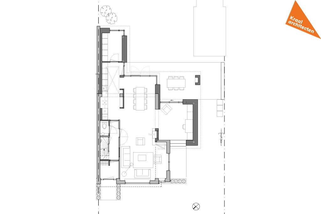 Uitbreiding & verbouwing Driebergen - Kraal architecten BV - DO_03