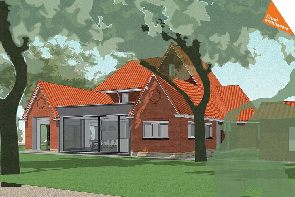 Verbouwing woning Maarn - Kraal architecten BV - DO_02