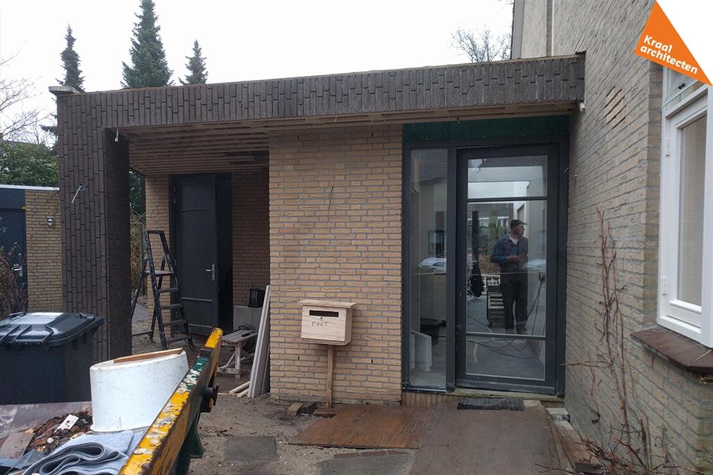 Nieuws particulier archives kraal architecten bv - Stenen huis uitbreiding ...