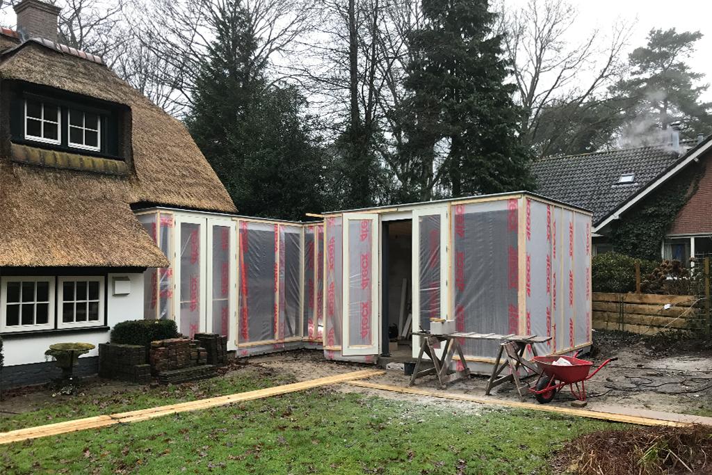 Levensloopbestendige uitbreiding woning, Den Dolder - Kraal architecten