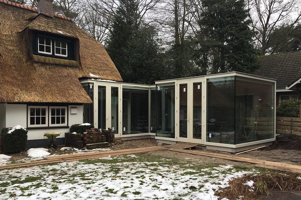 Levensloopbestendige uitbreiding woning, Den Dolder - Kraal architecten - UV_03