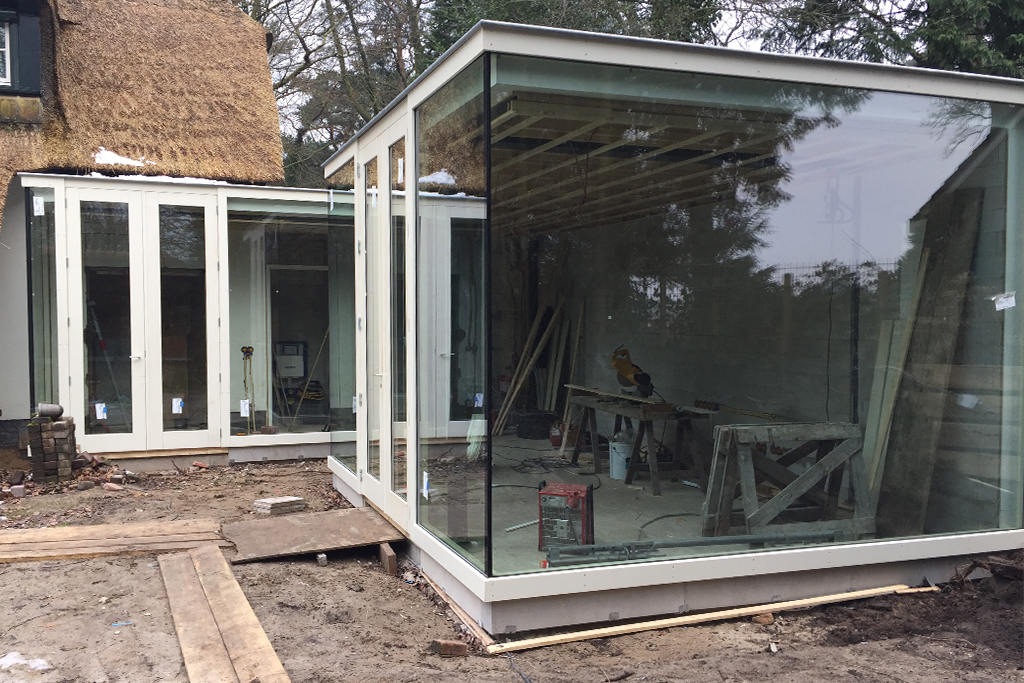 Levensloopbestendige uitbreiding woning, Den Dolder - Kraal architecten - UV_04