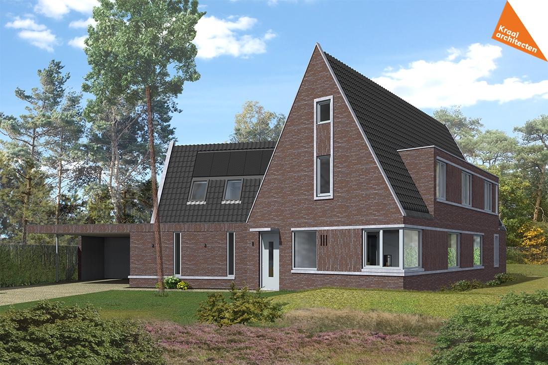 Projecten kraal architecten uw architect voor elk project for Funda dubbele bewoning