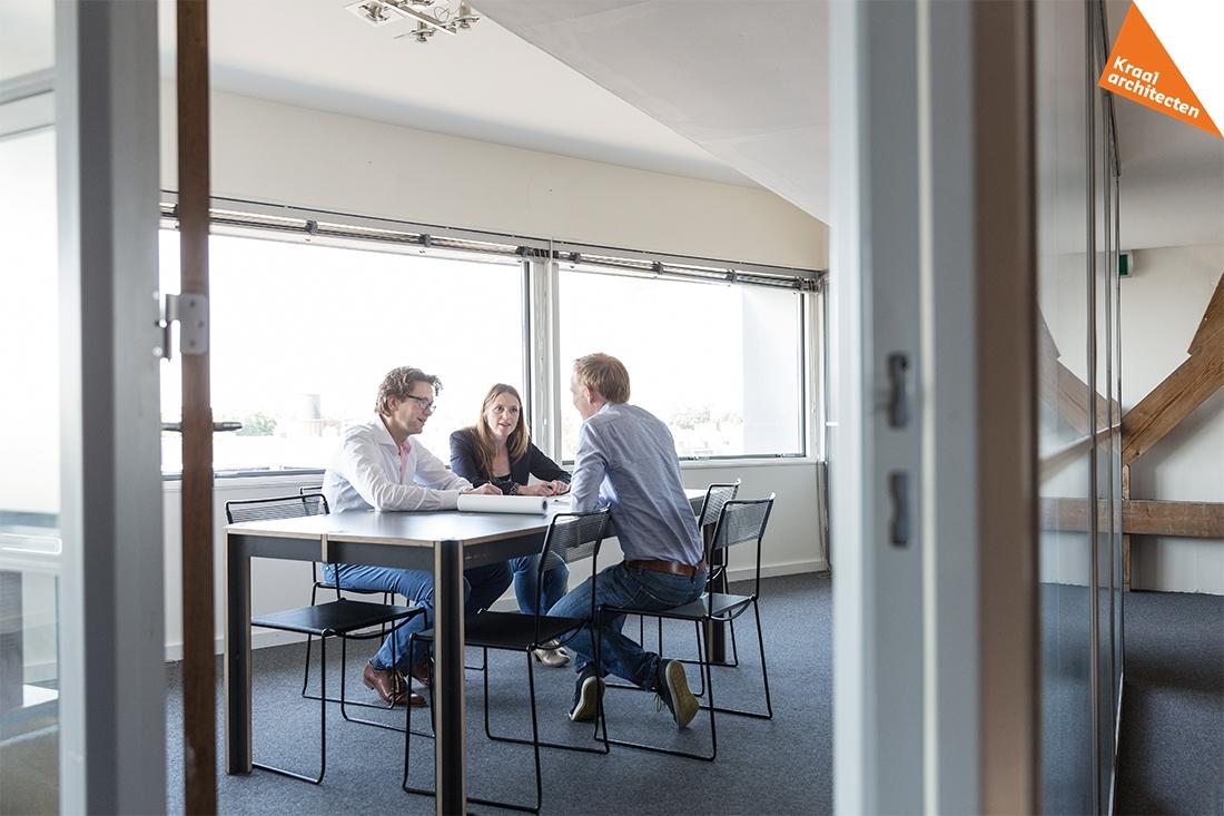 Werken bij Kraal architecten? || Bekijk de vacatures op deze pagina