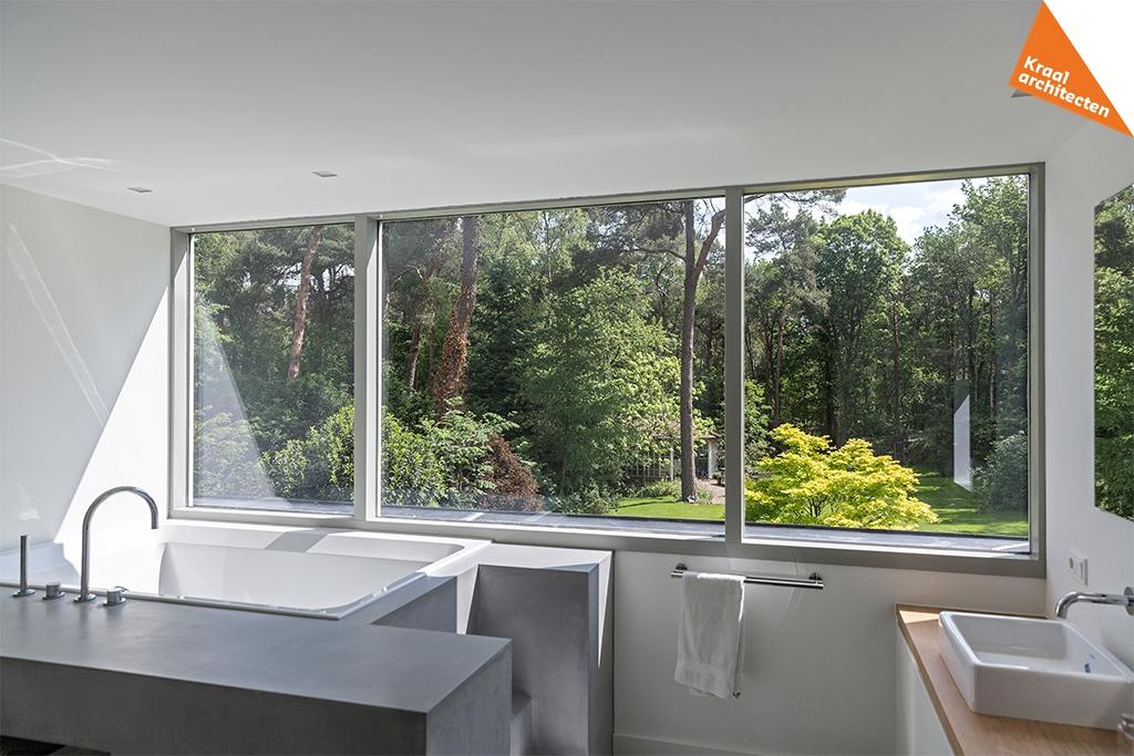 Uitbreiding en renovatie villa Bilthoven - Kraal architecten BV - DEF_013