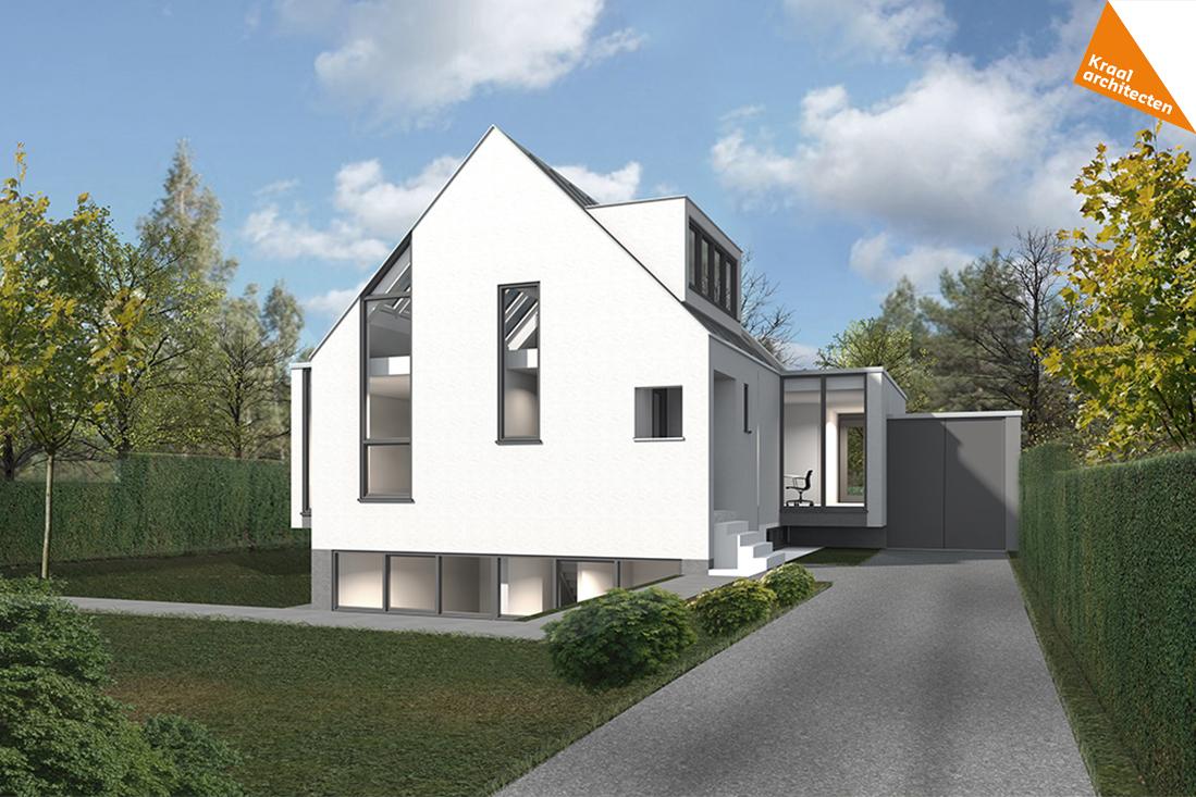 vrijstaande nieuwbouwwoning